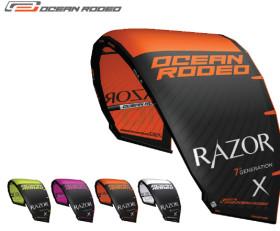 Razor – SLE/C Freestyle & kiteloop kite