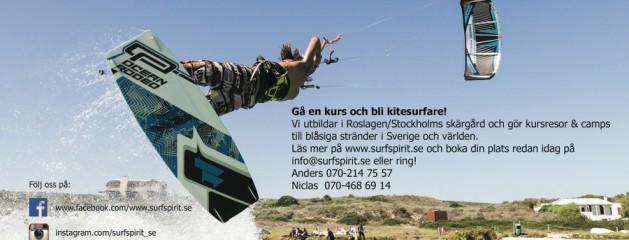 Kitesurfing kurser och lektioner, IKO – från 1500 kr!