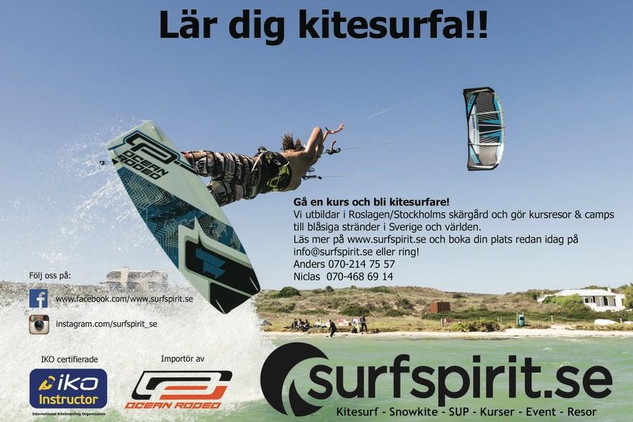 Kitesurfing kurser och lektioner 2019, IKO – från 1500 kr!